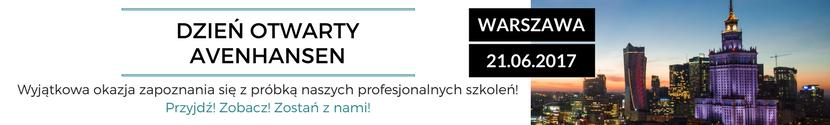Dzień Otwarty AVENHANSEN - Warszawa 21.06.2017 rok