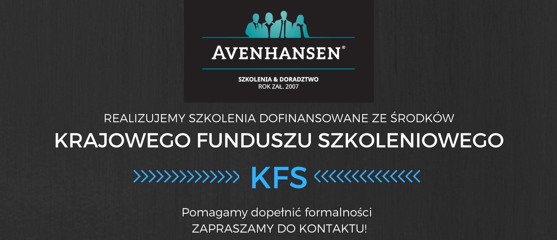 Realizujemy szkolenia dofinansowane ze środków KFS