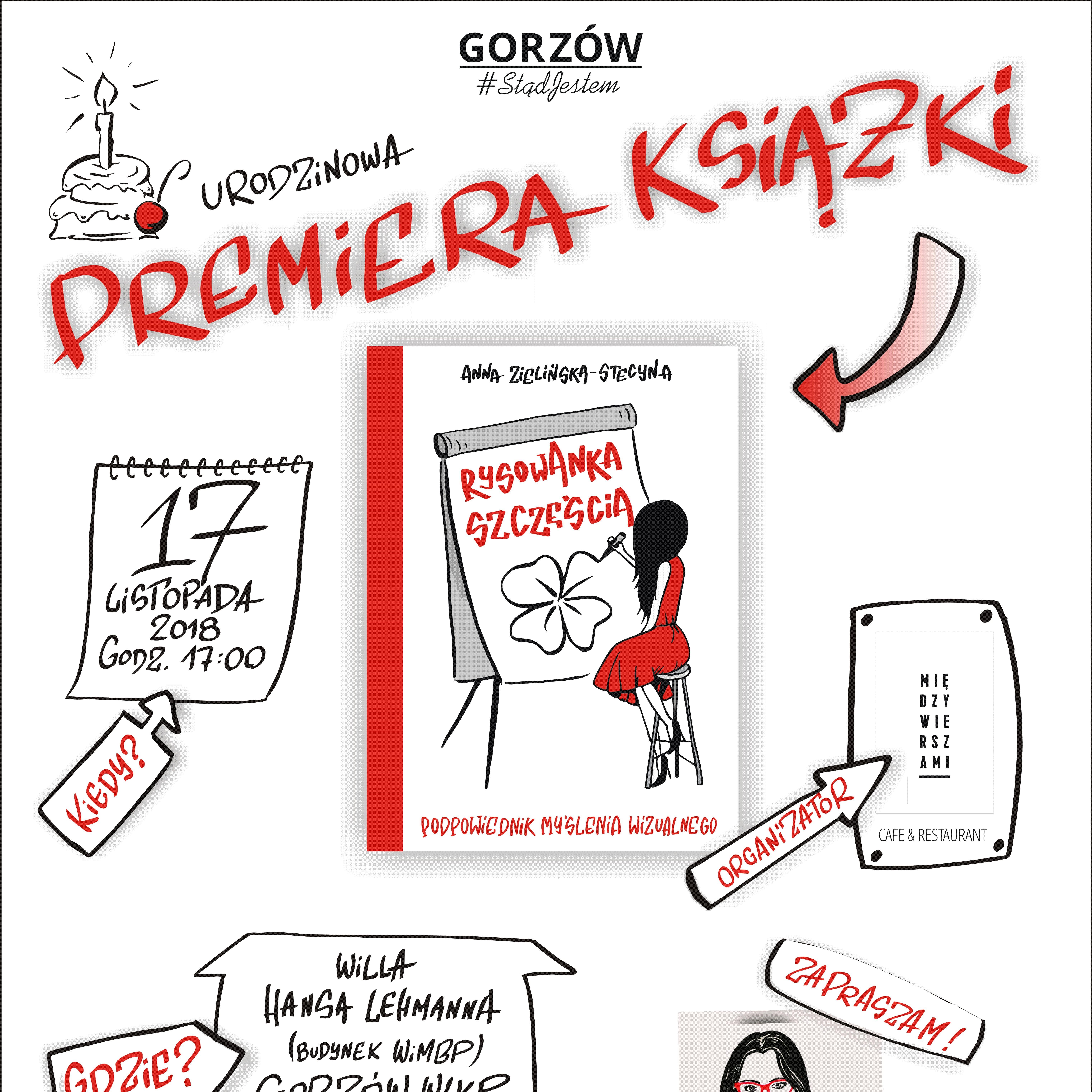 AVENHANSEN sponsorem książki Anny Zielińskiej-Stecyna (rysowAnka)